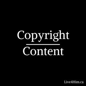 copyrigh content