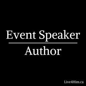 Event Speaker Author